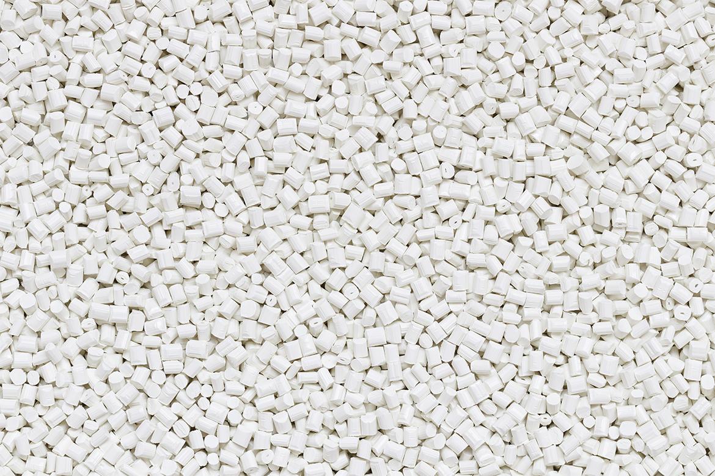 مستربچ سفید کالر پلیمر