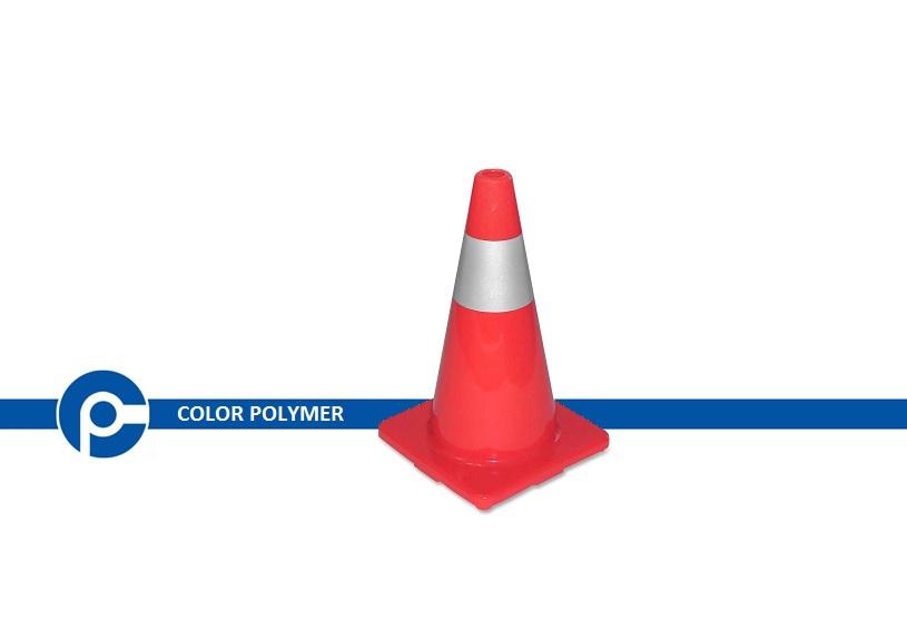 پلاستیک ترافیکی - شرکت کالر پلیمر