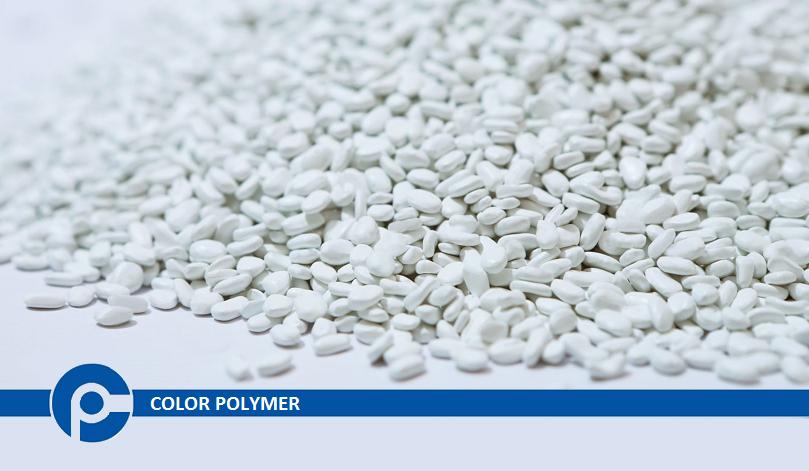 مستربچ شیری - شرکت کالر پلیمر