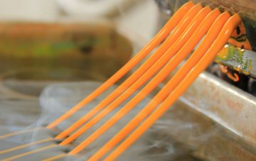 تولید مستربچ کالر پلیمر