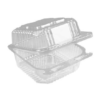 ظروف بسته بندی شفاف